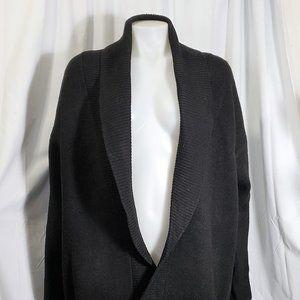 Black Cardigan Sweater NWT